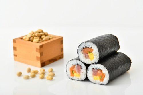 恵方 巻き は いつ 食べる
